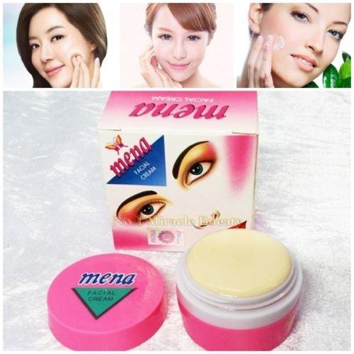 Cream Mena Brightening Dim Facial Skin inflammation Skin Spot 3g White Evacuate Home grown Unique