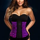 Workout Waist Cincher Corset with Animal Prints