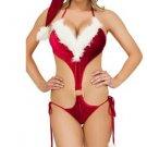 Seductive Teddy Christmas Costume