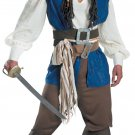Deluxe Adult Captain Jack Sparrow Costume