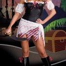 Alluring Pirate Style Costume