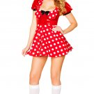 Pretty Mickey Polka Dot Costume