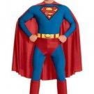 Superman Adult Halloween Costume