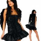 Naughty Dark Angel Costume