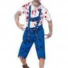Zombie Bavarian Oktoberfest Costume