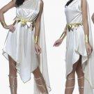 White Greek Goddess Costume