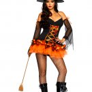 Fantastic Witch Costume