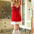 Cutie Christmas Santa Costume