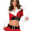 Christmas Costume Top and Skirt Set