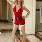 Santa's Jingle Bell Romper