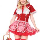 Adult Sexy Red Riding Hood Costume Playboy Costumes