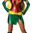 Rabin Superhero Lady Dress Costume