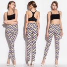 Wave W Printed Legging