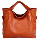 Genuine Leather Boutique Top Handle Handbag