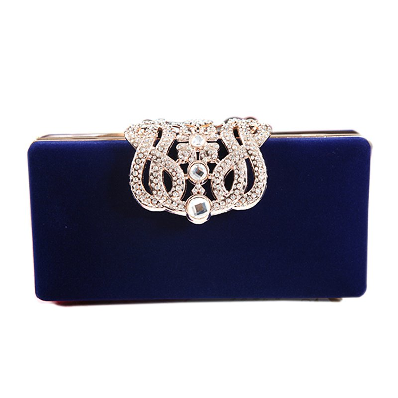Evening Cocktail Wedding Party Handbag Clutch Purse Wallet