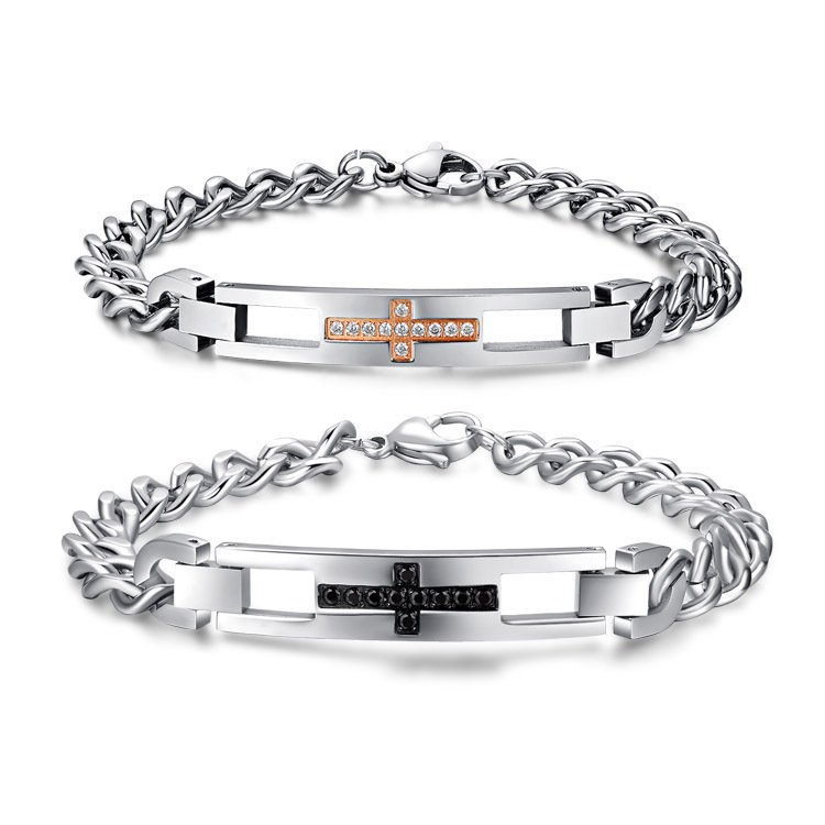 Couple ID Bracelet
