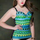 One-Piece Plus Size Swimsuit