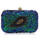 Clutches Purses Lady Sequins Beaded Evening Bag