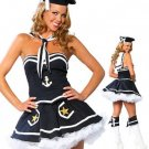 Naught Sailor Saucy Costume