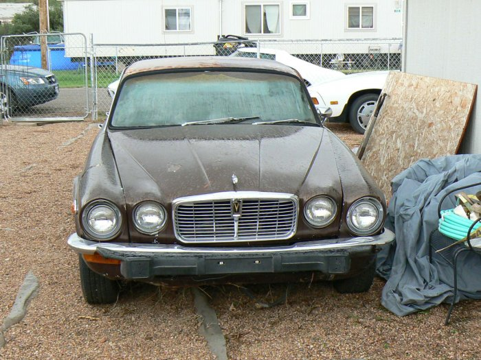 1976 Jaguar XJ12