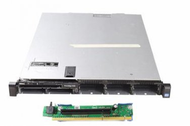 Dell PowerEdge R420 Rack Server Chassis Riser Card Control Panel Card BackPlane