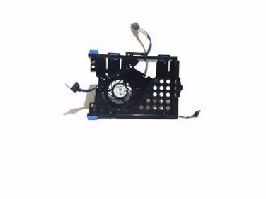OEM Genuine Dell OptiPlex 580 Hard Disk Drive Caddy With Cooling MCH Fan CM740