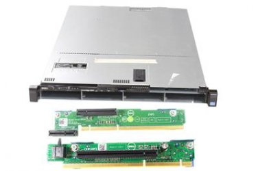 Dell PowerEdge R320 Rack Server Chassis W/ Control Panel Board Back Plane Board