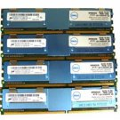 16GB Micron (4x4GB) PC2-5300 DDR2 ECC 240Pin DIMM Memory MT36HTF51272FZ-667H1D6