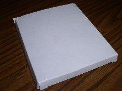 100 STANDARD CD CASE CARDBOARD MAILERS - JS7