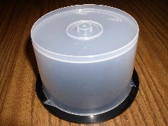 12 CD SPINDLES HOLDS 50 CDS EACH (CAKE BOX) - PSC120