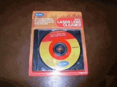 DVD LASER LENS CLEANER KIT - BL30