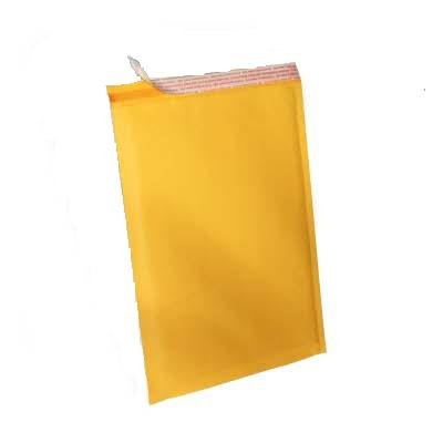 "100 BUBBLE MAILERS 4 1/4"" x 7 1/2"" BL000"