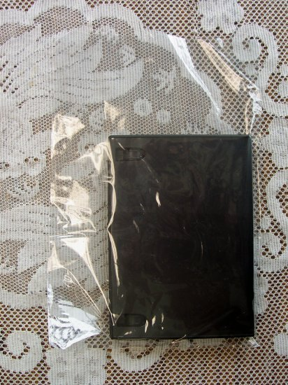 "100 SHRINK WRAP BAGS - 8"" X 12"""