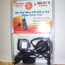 Cell Phone Hands Free Earset - BRAND NEW CS-300-N6-RS