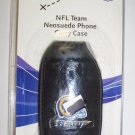 NFL Team Neosuede Phone Carry Case - St. Louis Rams
