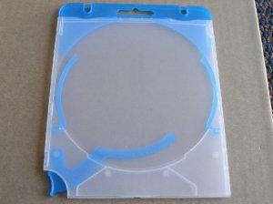 1000 TRIGGER EJECTOR CD CASES, BLUE - TRIGBLU