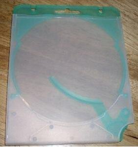 700 TRIGGER EJECTOR CD CASES, GREEN- TRIGGRN