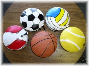 80 SPORTS CD OR DVD CASE WALLETS - HOLDS 24 DISCS EACH - SPORTS