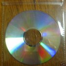 1000 BOPP CD POLY SLEEVE w/ PEEL & SEAL ON FLAP - JS96