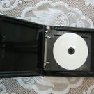 10, THIRTY COUNT  CD DVD Binder Album Holder Case Black 90149SL