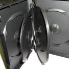 100 MULTI (5) DVD CASES - PSD80