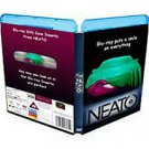 NEATO Blu-ray Case Inserts - 100 Pack - DIP-192724