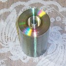 500 RITEK MINI CDR, SILVER/SILVER, 24X With SLEEVES