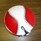 20 SPORTS CD WALLETS - HOLDS 24 CDS EACH - BASEBALL