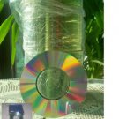 1000 LDBPRO MINI CD-R SILVER SHINY JS403 JS28