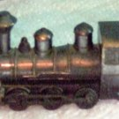 Vintage Die-Cast Miniature Train Engine Pencil Sharpener