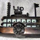 Vintage DieCast Steamboat Pencil-Sharpener