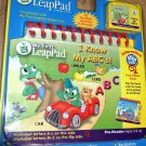 "My First LEAP PAD ""I Know My ABC's!"" Leap Frog Book and Cartridge NEW"