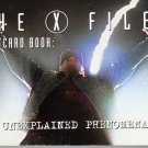 X-Files Postcard Book : Unexplained Phenomena Vol. 3 by HarperPrism...