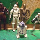 Classic Mix Lot Of Star War Figures